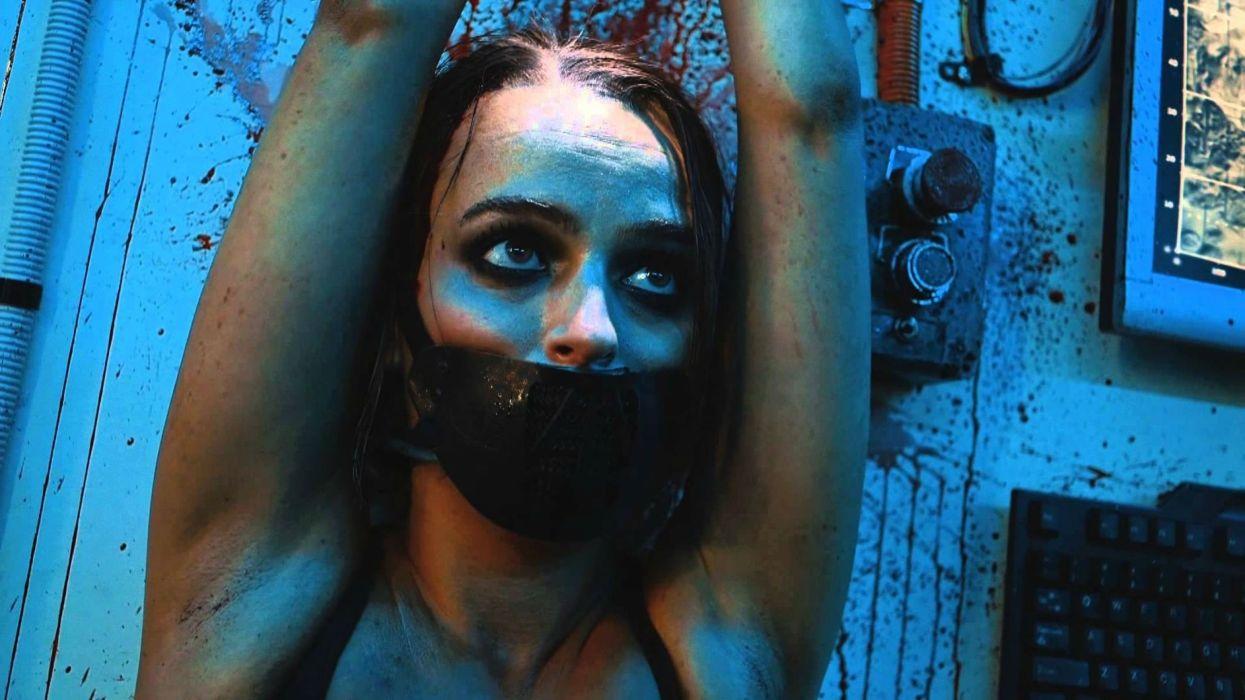 WYRMWOOD horror dark evil sci-fi apocalyptic zombie survival blood wallpaper