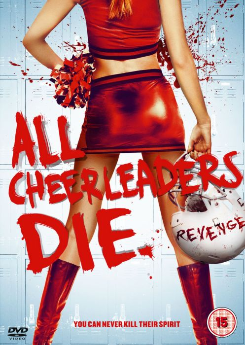 ALL CHEERLEADERS DIE horror cheerleader sports dark sexy babe girl poster movie film 1acd poster wallpaper
