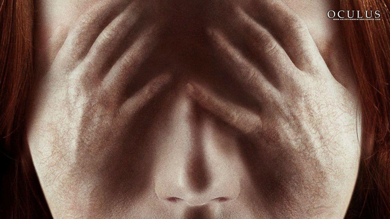 OCULUS horror dark supernatural crime thriller 1ocul psychological poster wallpaper