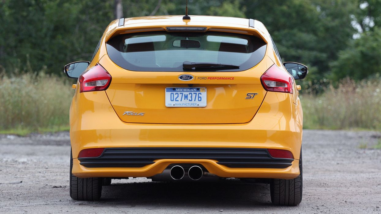 2015 Ford Focus ST cars 2016 wallpaper