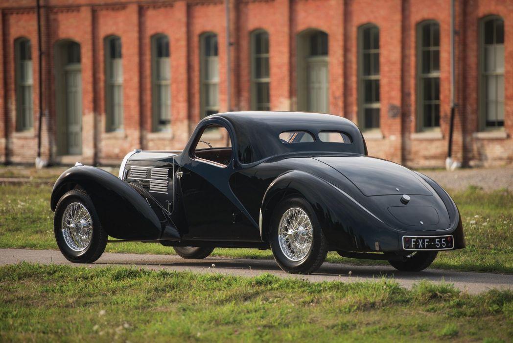 Bugatti Type 57C Atalante cars classic 1938 wallpaper