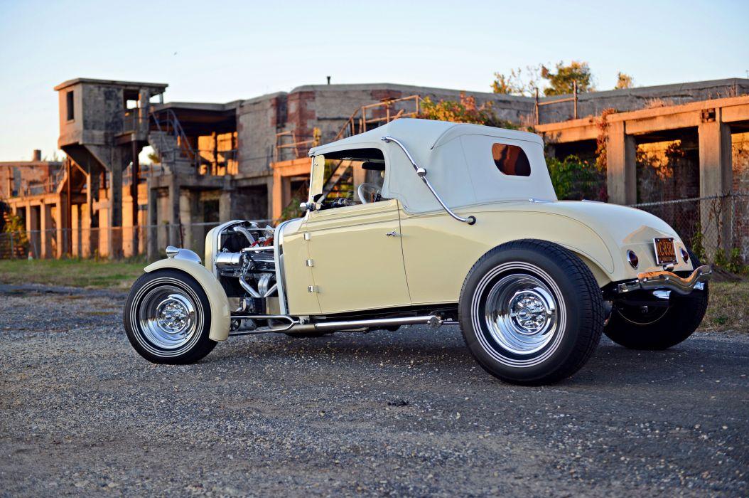 1931 Chevrolet Roadster custom hot rod usa wallpaper