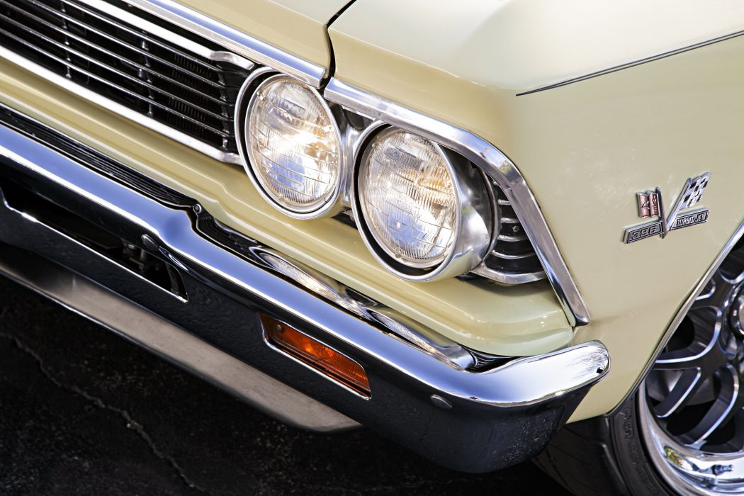 1966 Chevrolet Chevy Chevelle Convertible Super Street Pro Touring Low USA -20 wallpaper