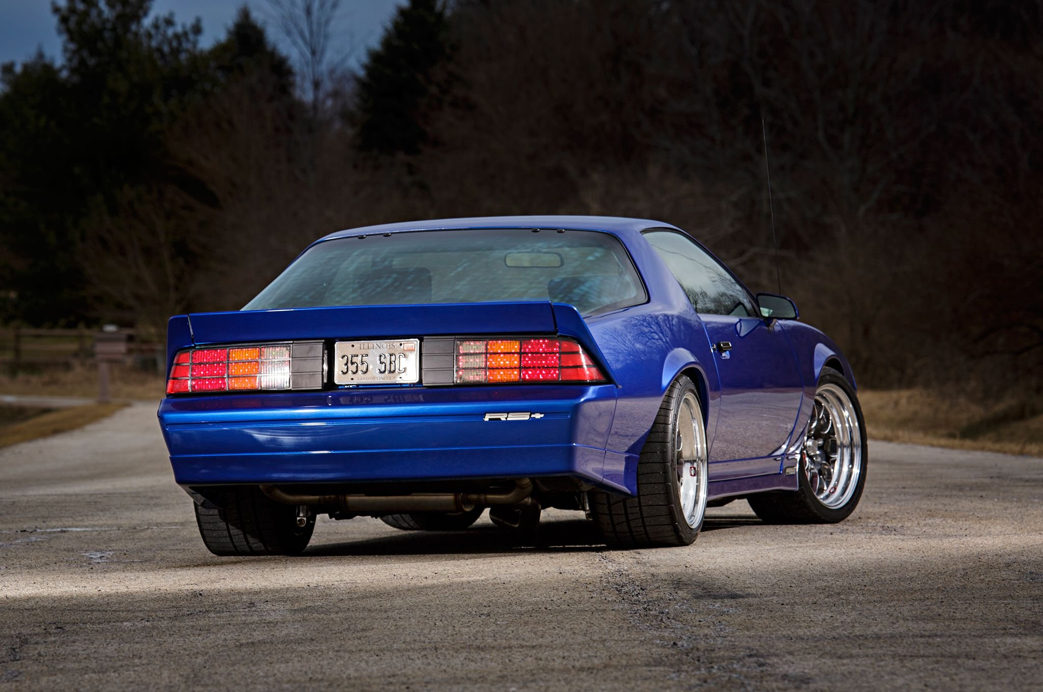1989 Chevrolet Chevy Camaro Rs Supre Street Pro Touring