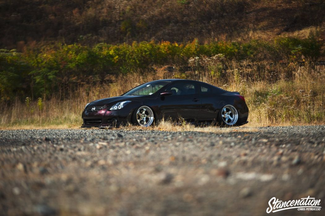 NISSAN ALTIMA COUPE cars modified wallpaper