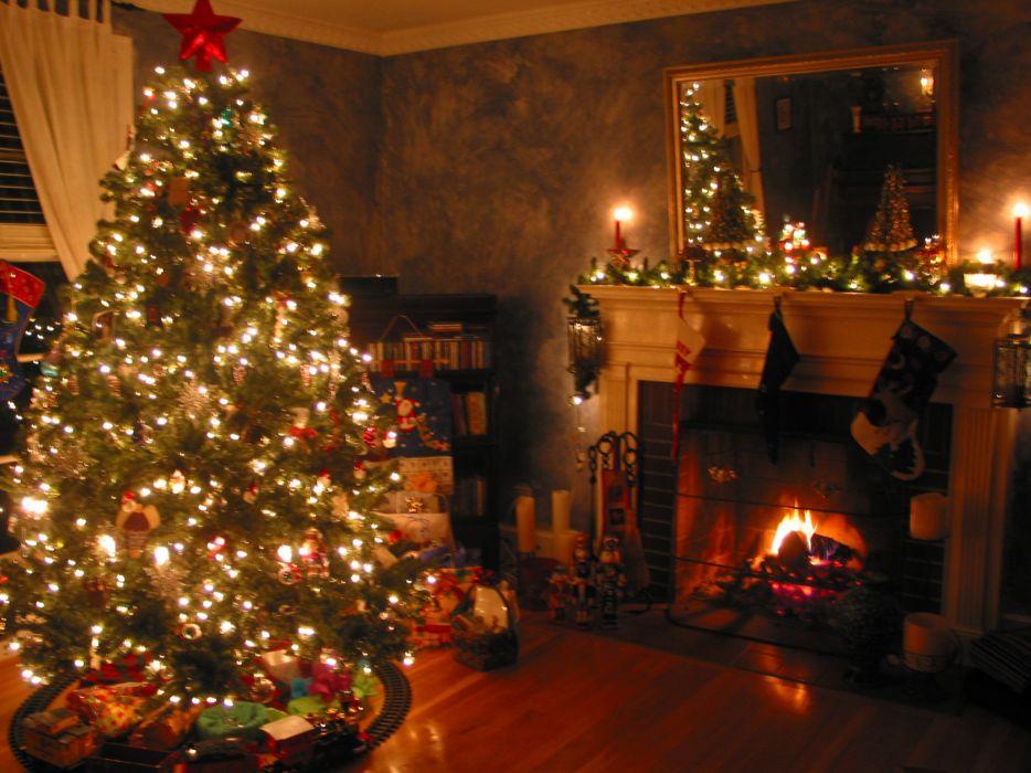 beautiful christmas tree wallpaper - Beautiful Christmas Photos
