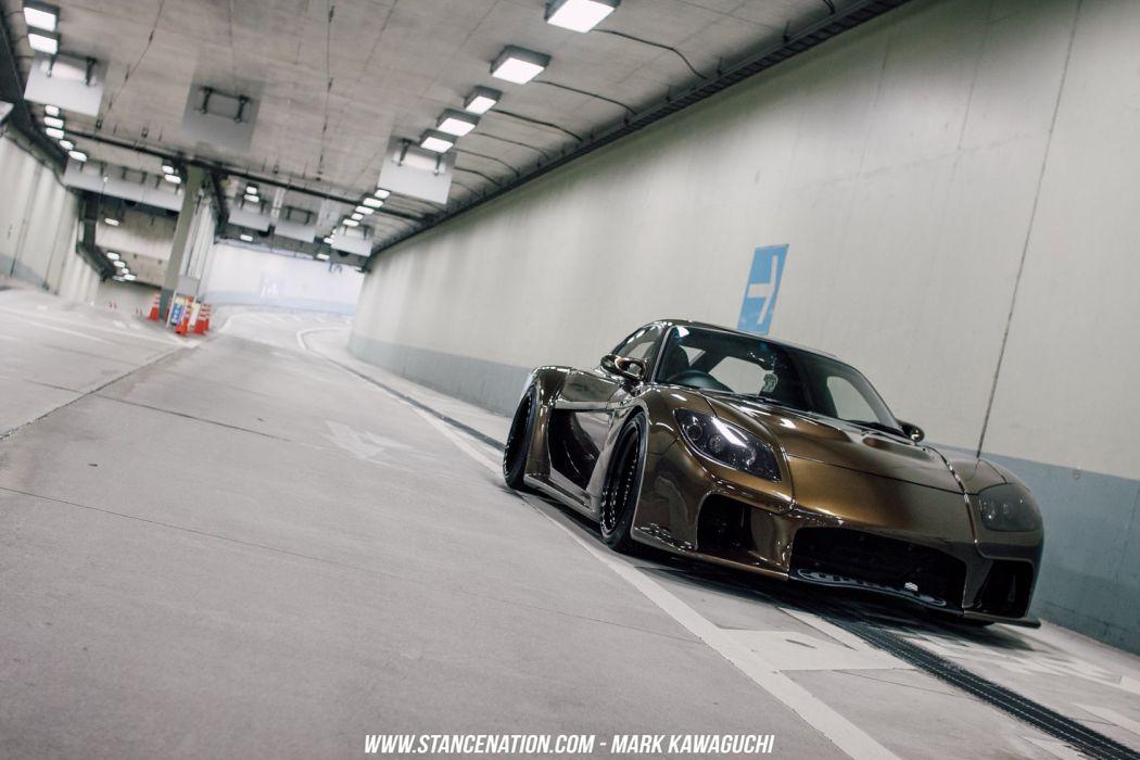MAZDA RX-7 coupe cars modified wallpaper