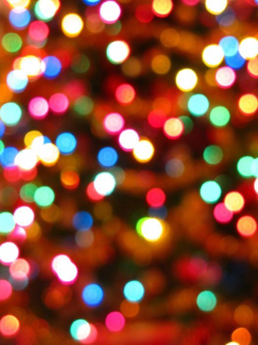 holiday lights christmas beauty wallpaper