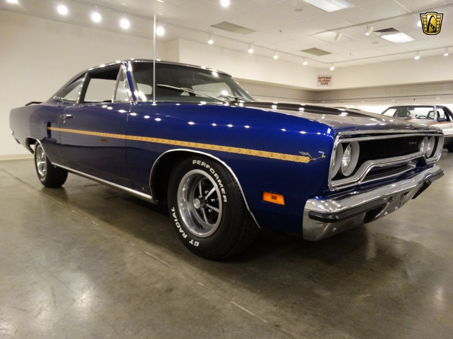 1970 Plymouth Road Runner coupe cars muscle usa wallpaper