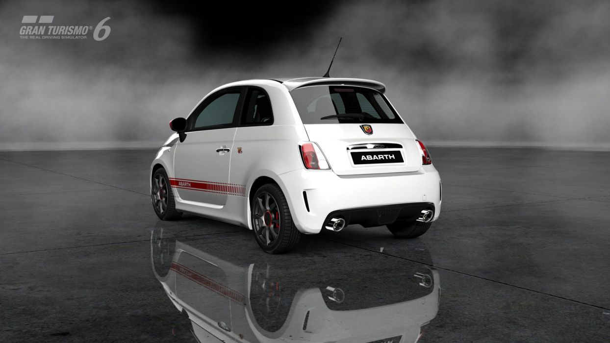 GRAN TURISMO-6 gt6 cars virtuel liste wallpaper