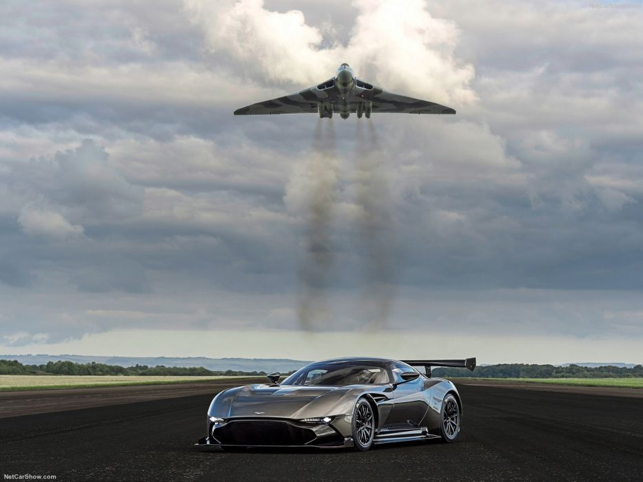 2015 Aston Martin Race Racing Supercar vulcan wallpaper