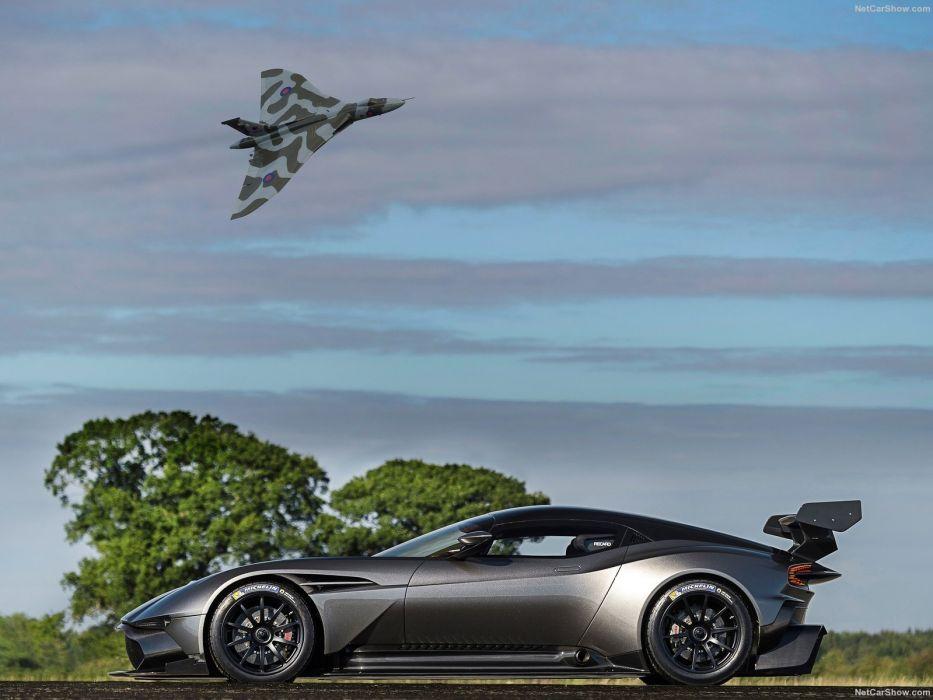 2015 Aston Martin Race Racing Supercar vulcan wallpaper