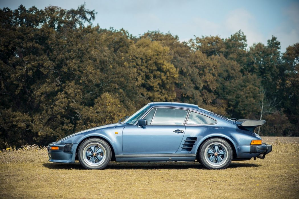 Porsche 930 Turbo Flatnose Coupe cars 1989 wallpaper