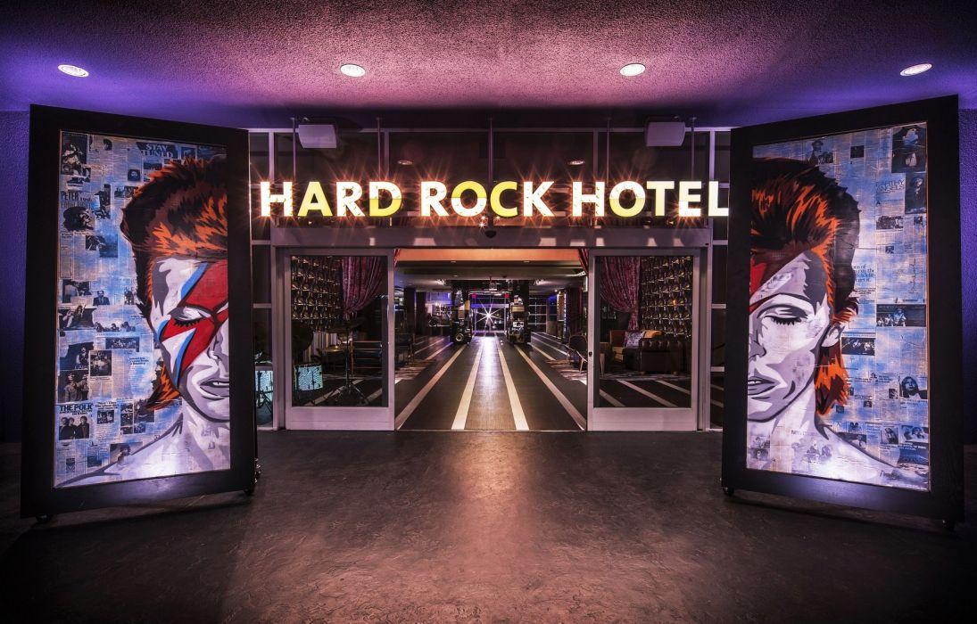 HARD ROCK sign heavy metal poster music guitar wallpaper
