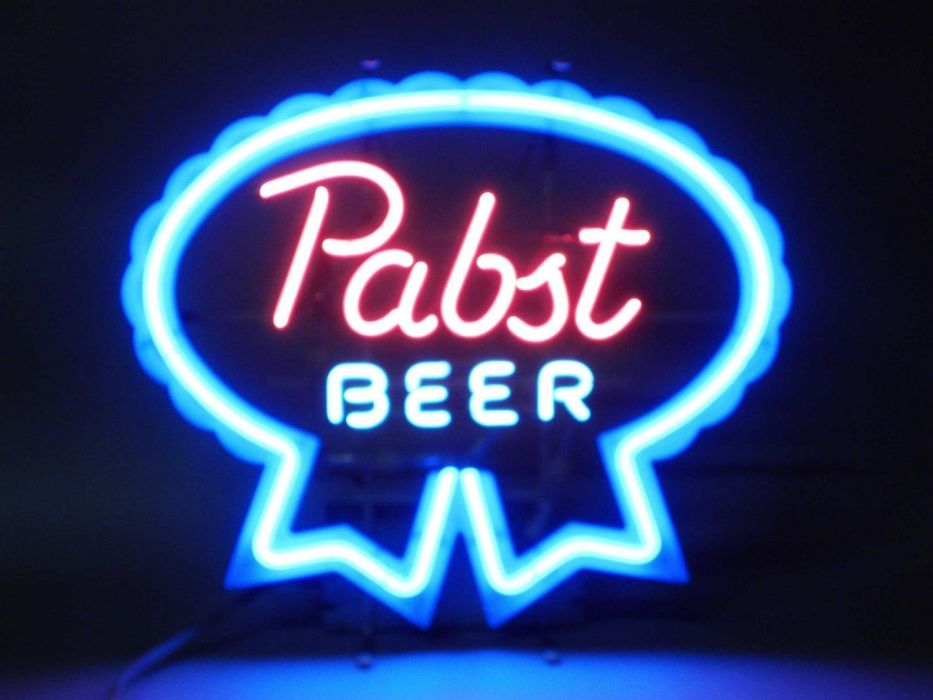NEON SIGN architecture quote typography text beer wallpaper