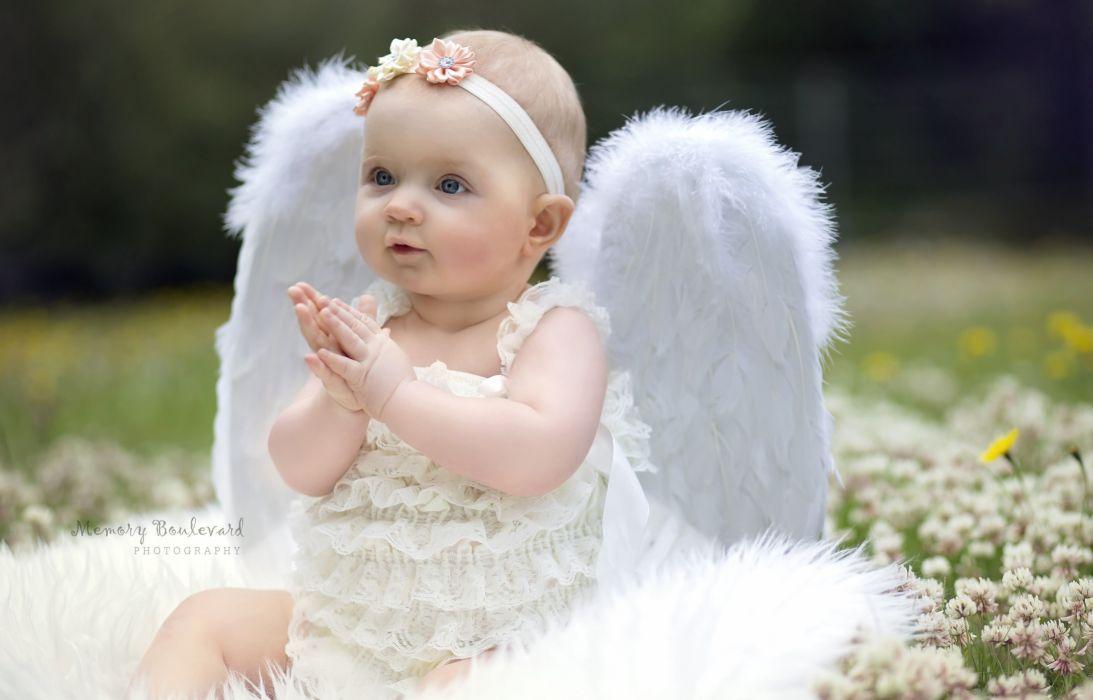 children beauty beautiful angel cute girl baby wallpaper