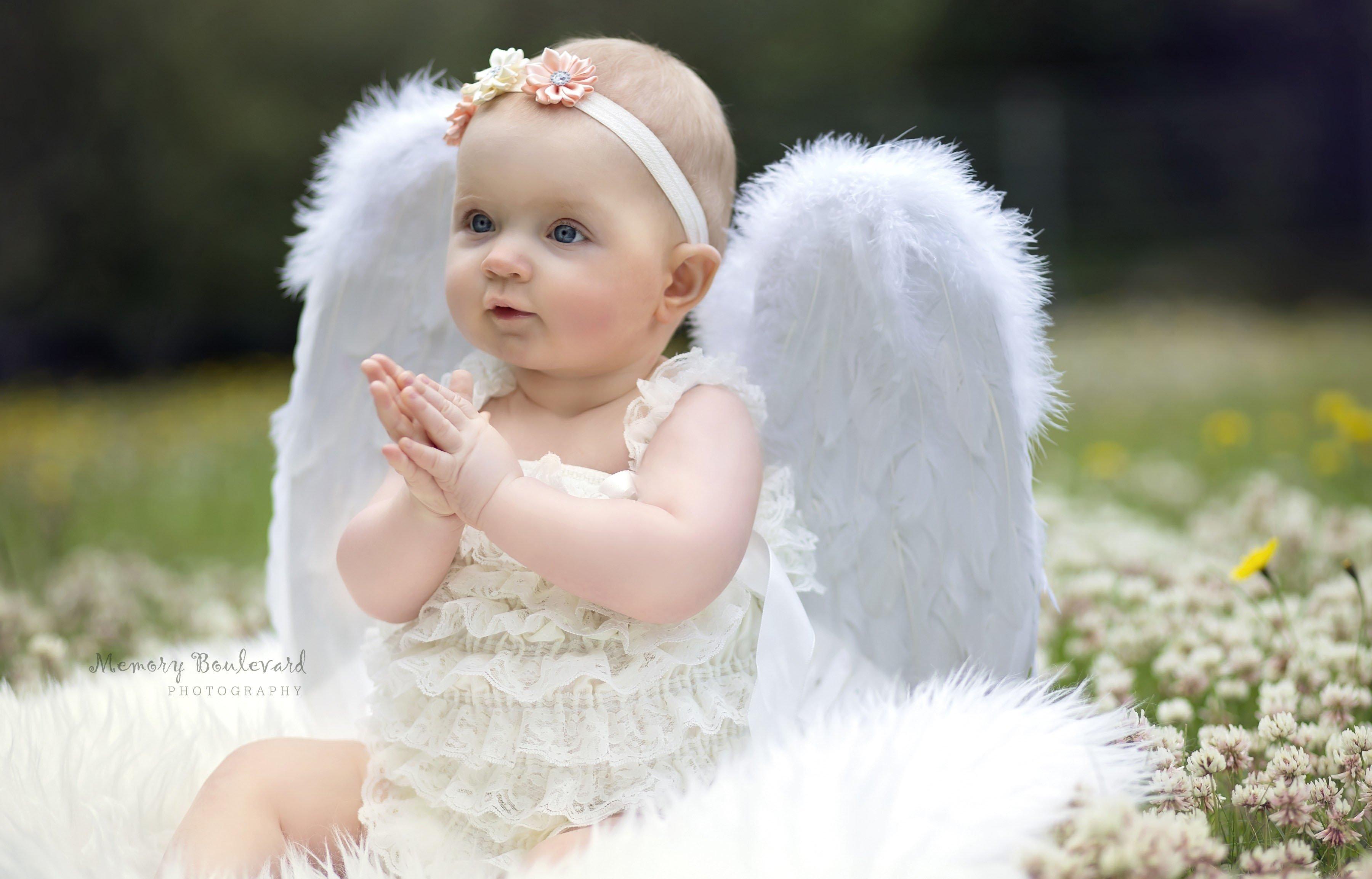 children beauty beautiful angel cute girl baby wallpaper | 3600x2307