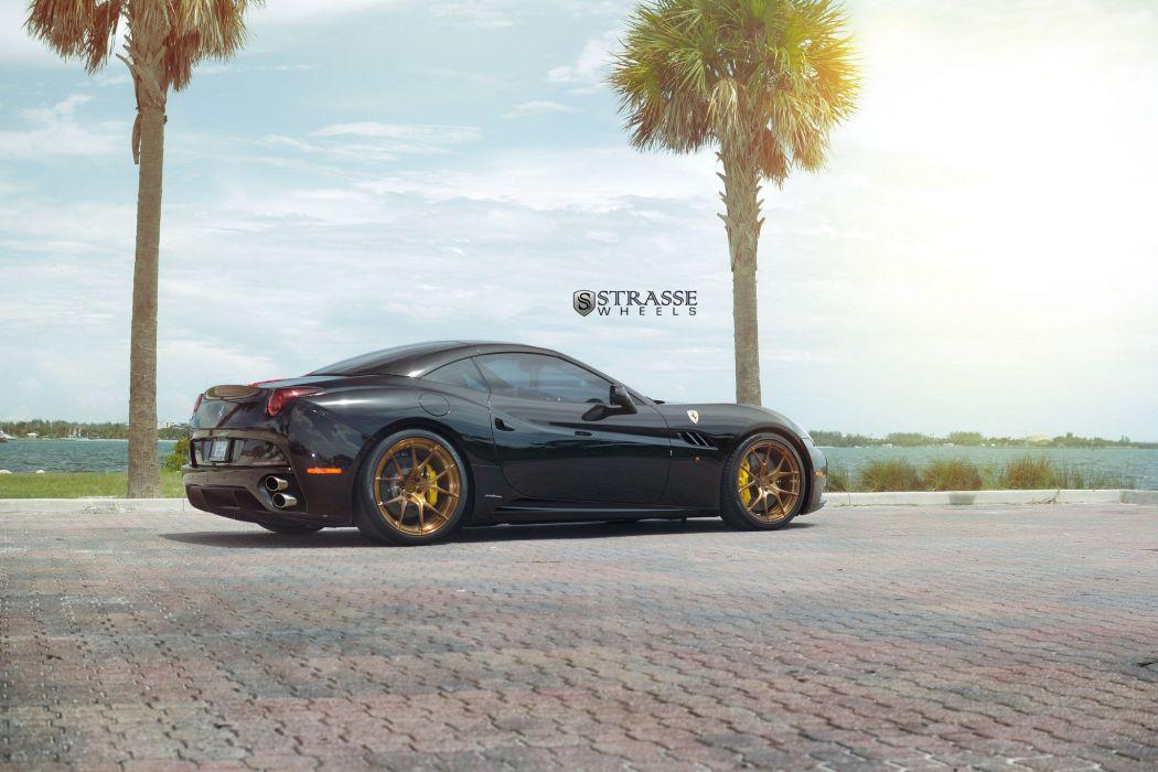 strasse Wheels Ferrari california cars wallpaper