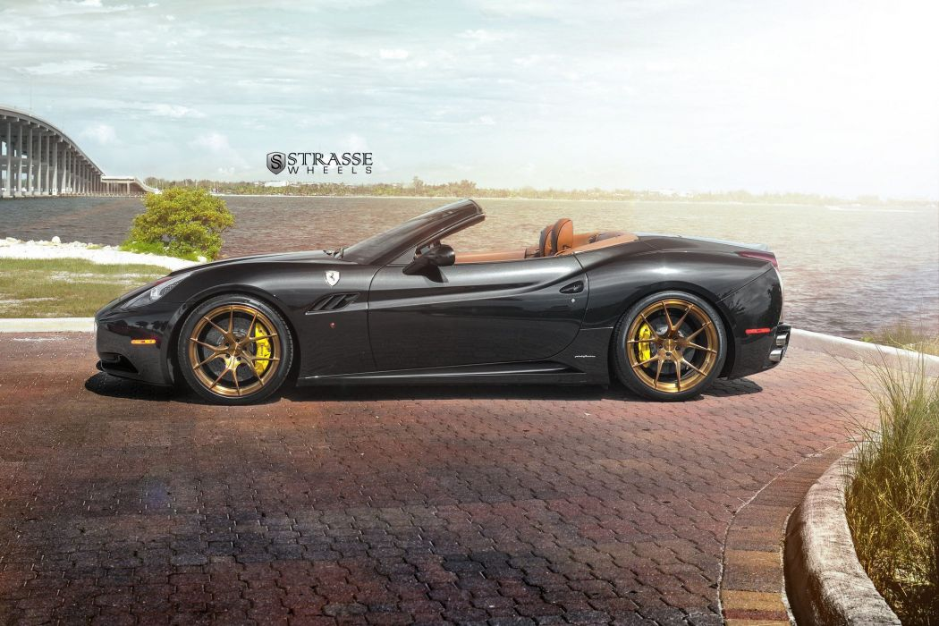 strasse Wheels Ferrari california cars wallpaper