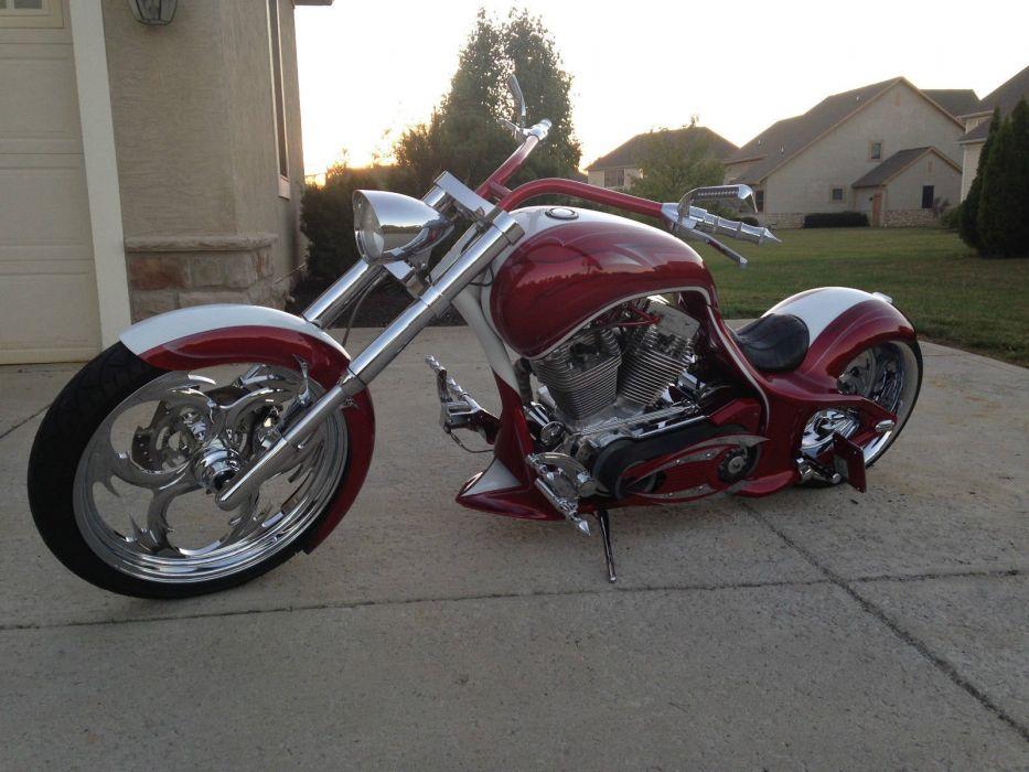 CHOPPER motorbike motorcycle bike hot rod rods custom f wallpaper