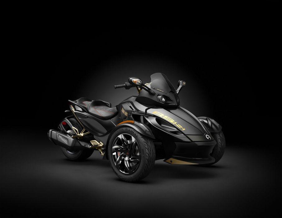 2016 Can-Am Spyder RSS motorbike motorcycle bike e wallpaper