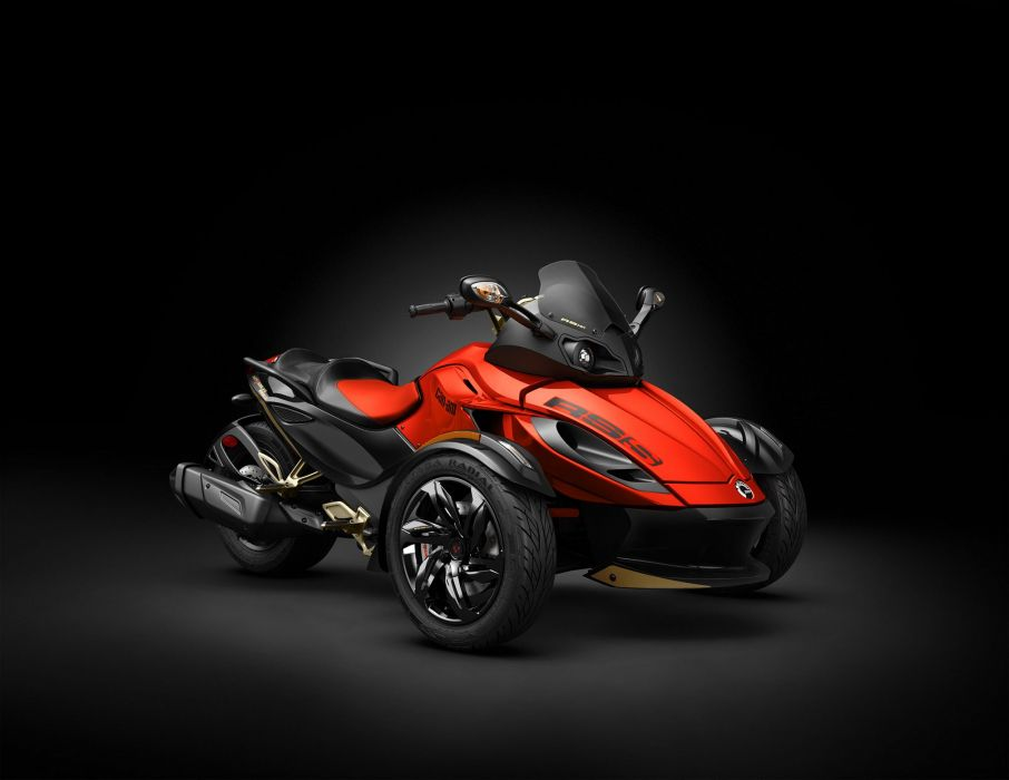 2016 Can-Am Spyder RSS motorbike motorcycle bike e wallpaper