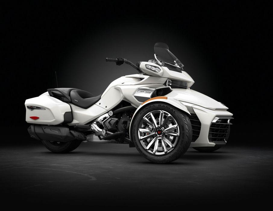 2016 Can-Am Spyder F-3 Limited motorbike motorcycle bike e wallpaper