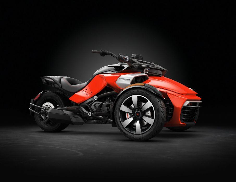 2016 Can-Am Spyder F3S motorbike motorcycle bike e wallpaper