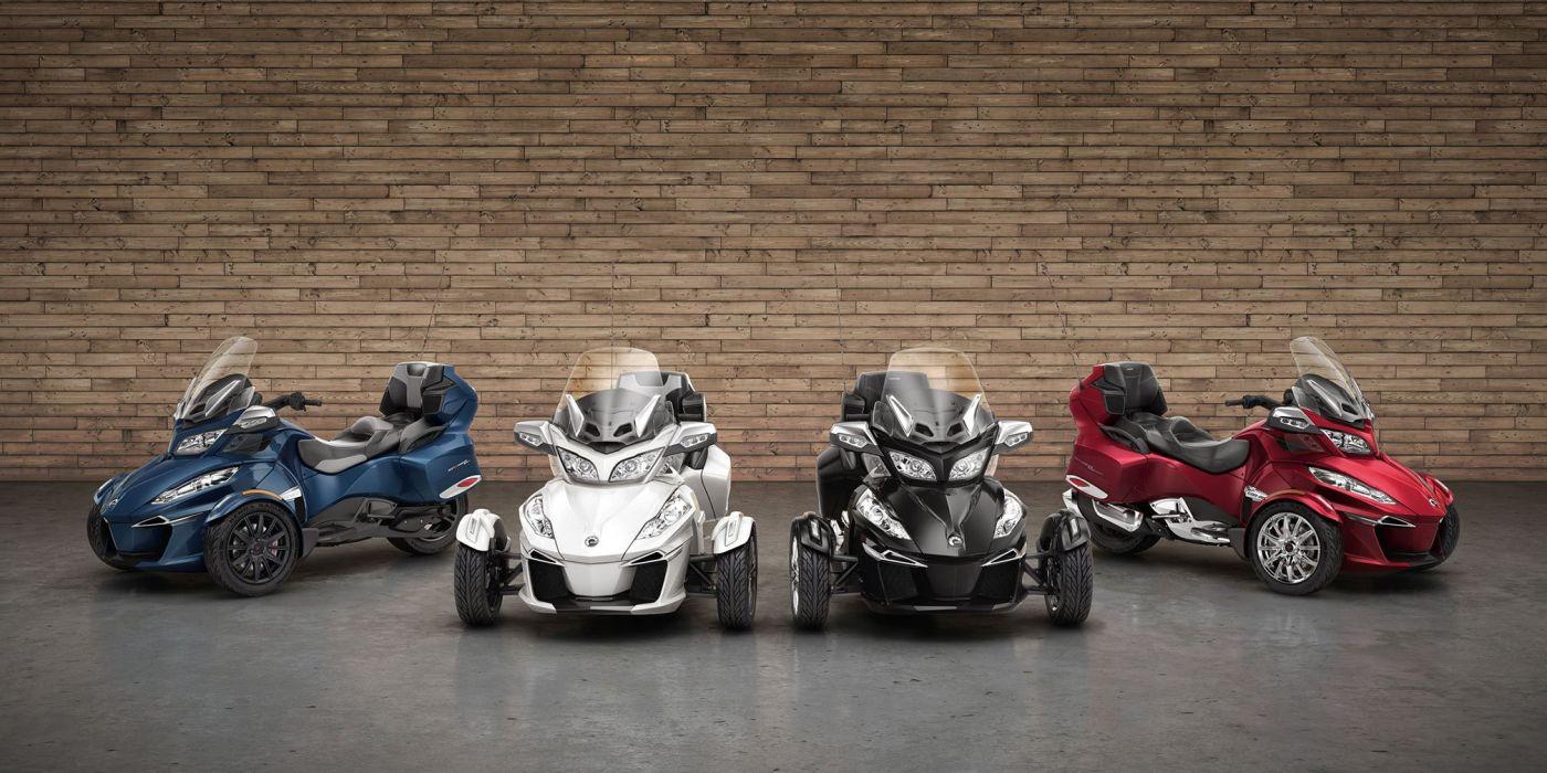 2016 Can-Am Spyder R-T motorbike motorcycle bike e wallpaper