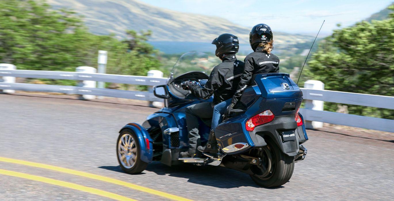 2016 Can-Am Spyder R-T Limited motorbike motorcycle bike e wallpaper