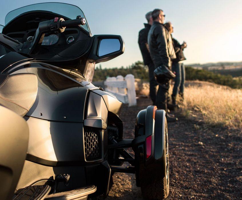 2016 Can-Am Spyder RTS motorbike motorcycle bike e wallpaper