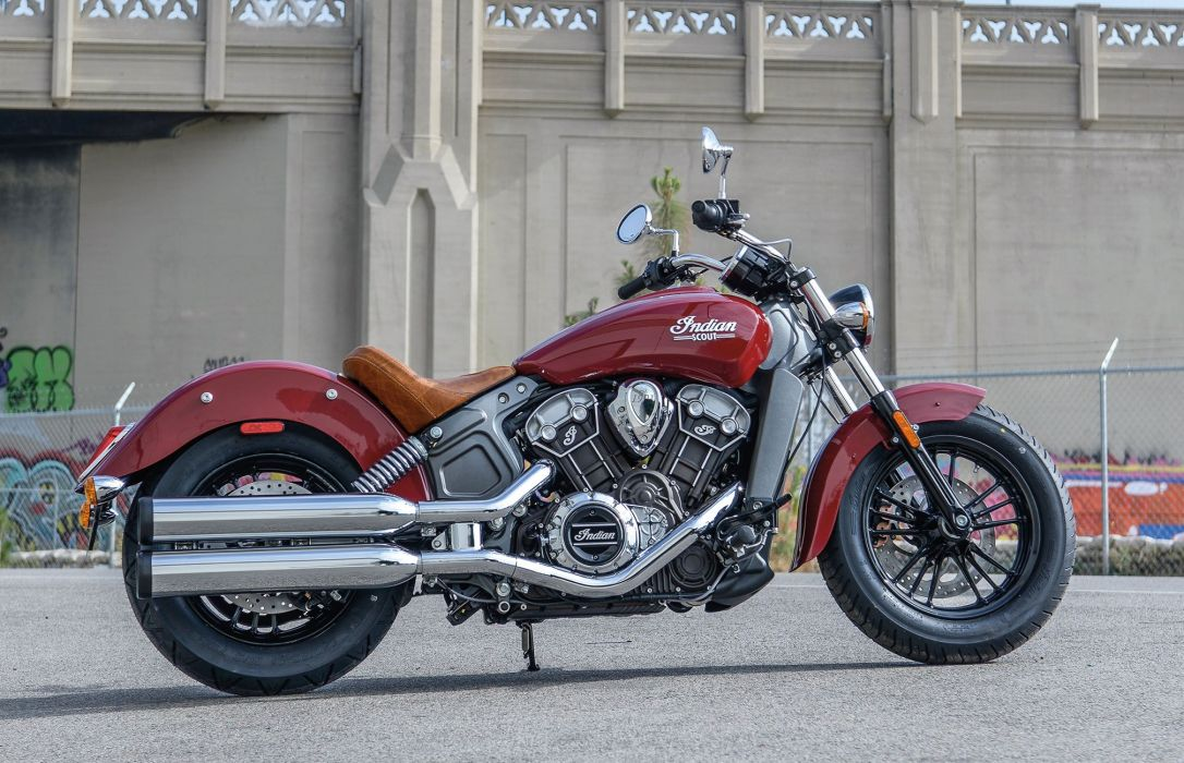 2016 Indian Scout motorbike motorcycle bike e wallpaper