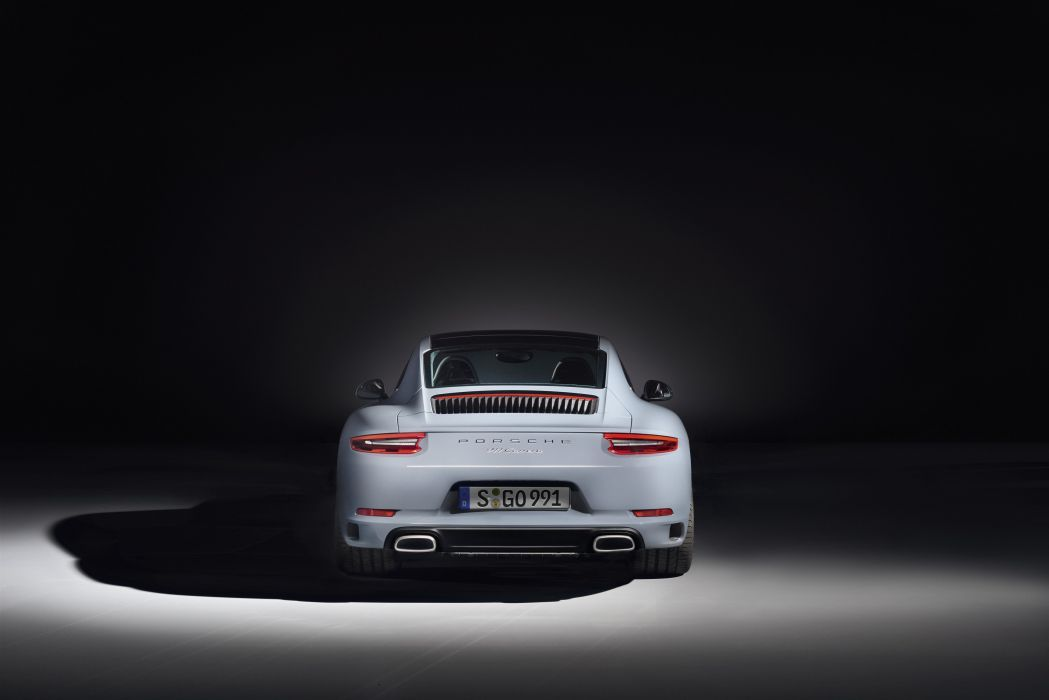 2015 Porsche 911 Carrera Coupe 991 wallpaper