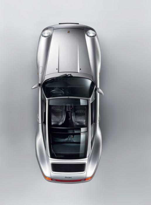 1997 Porsche 911 Targa 993 wallpaper