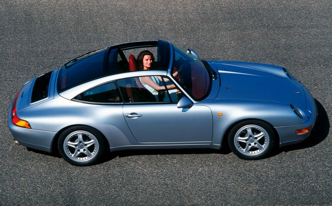 1997 Porsche 911 Targa 993 wallpaper