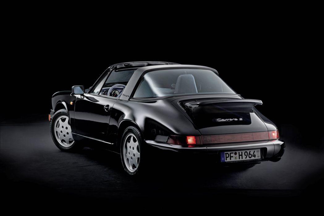 1993 Porsche 911 Carrera 2 Targa 964 wallpaper