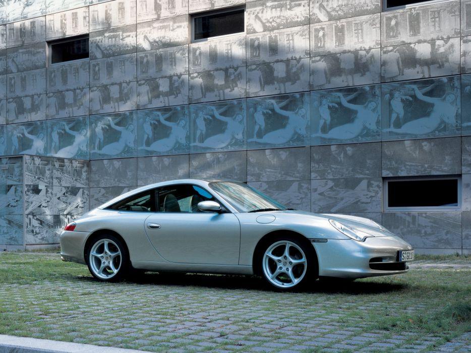 2001-05 Porsche 911 Targa 996 wallpaper