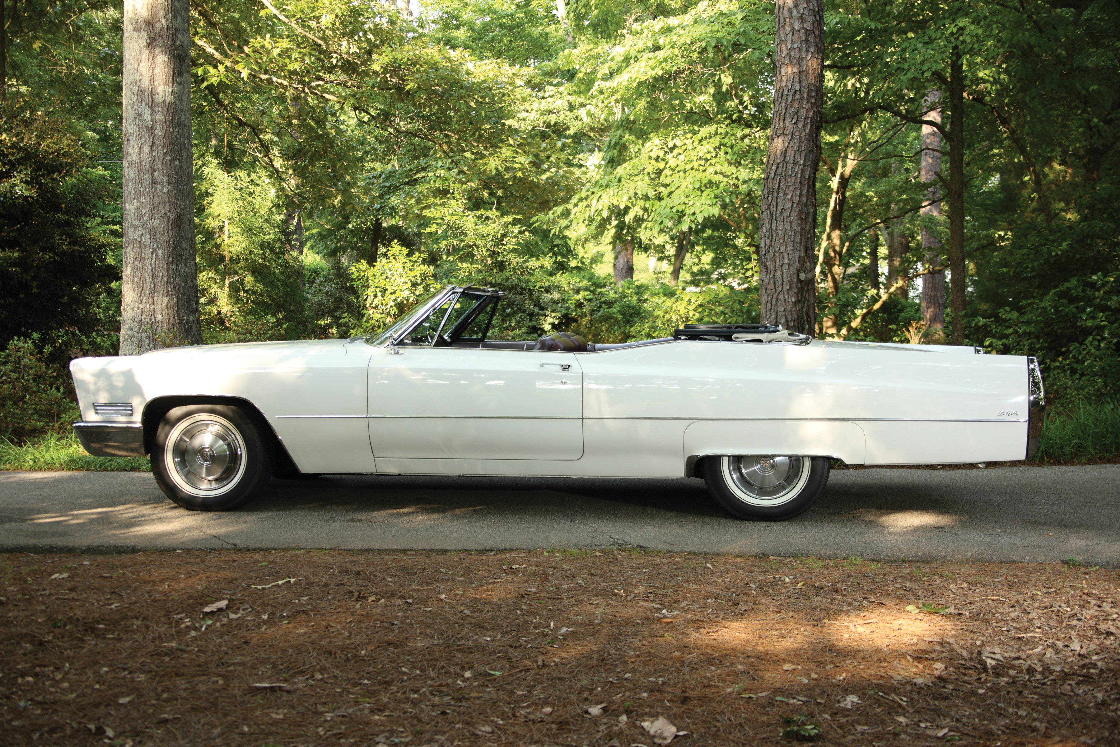Cadillac Convertible 2015 >> 1967 Cadillac DeVille Convertible 68367-F luxury classic ...