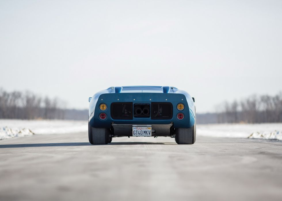 1992 Ford GT40 Lightweight Spyder Safir supercar race racing wallpaper