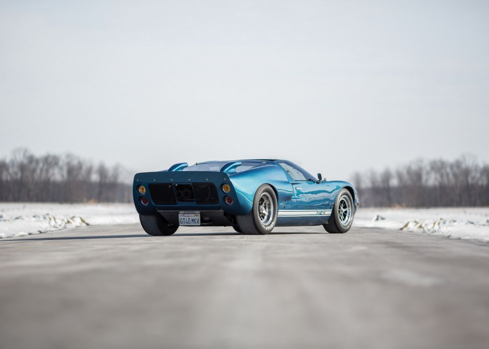 1992 Ford GT40 Lightweight Spyder Safir supercar race racing wallpaper