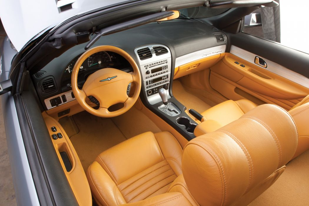 2003 Ford Supercharged Thunderbird Concept luxury wallpaper