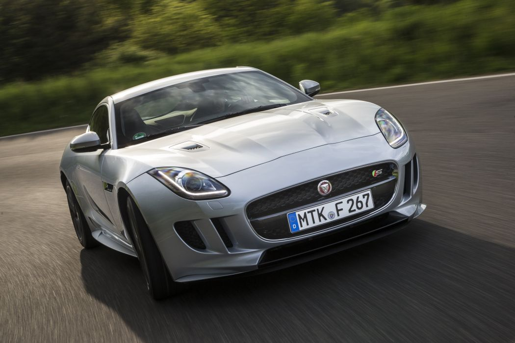 2016 Jaguar F-Type S Coupe AWD wallpaper