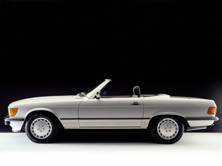 1971-89 Mercedes Benz SL-Klasse R107 luxury wallpaper