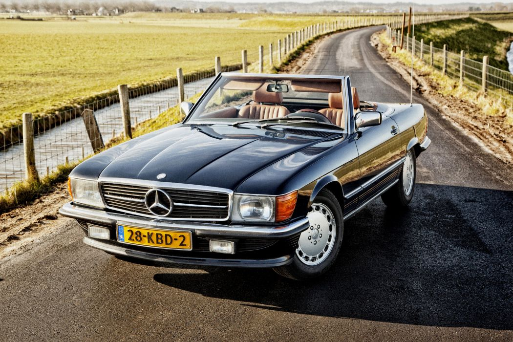 1971-89 Mercedes Benz SL-Klasse R107 luxury wallpaper