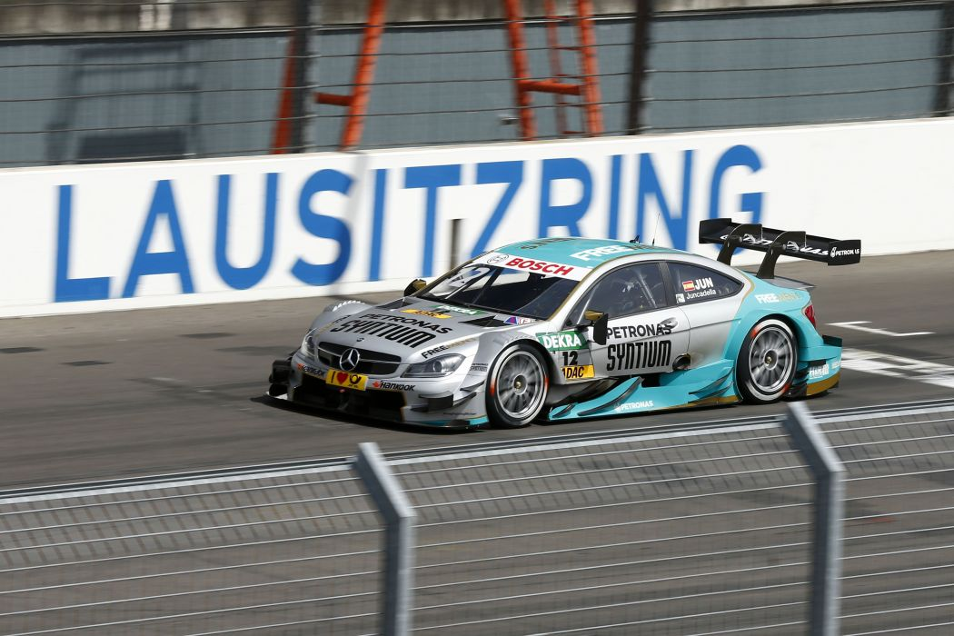 2015 Mercedes Benz C AMG DTM C204 race racing wallpaper
