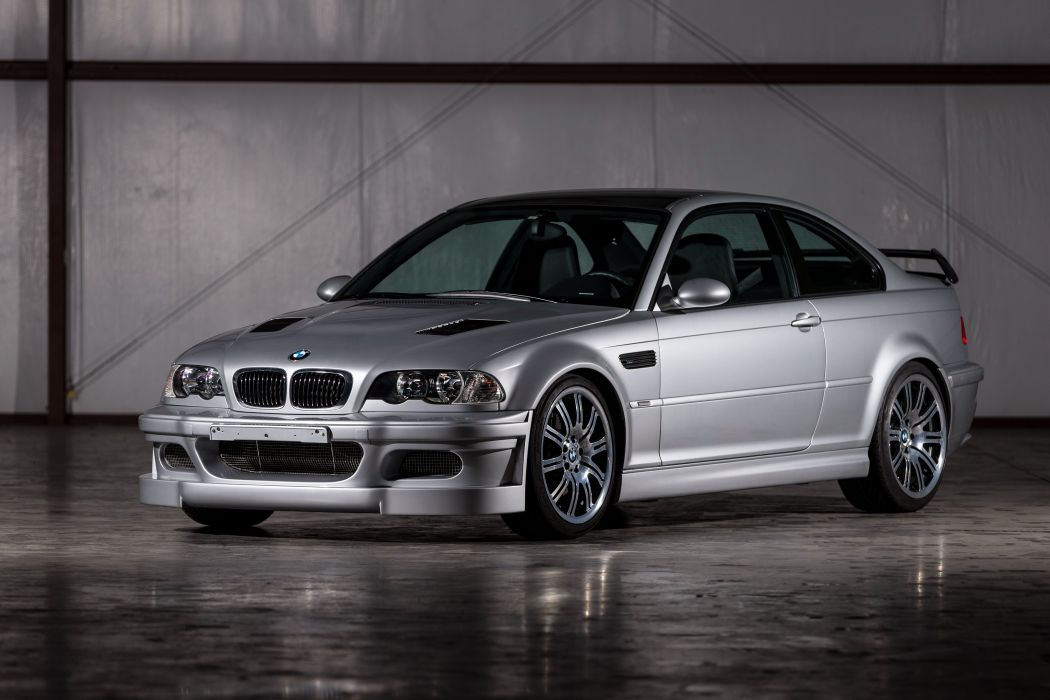 2001 BMW M-3 GTR Road Version E46 wallpaper
