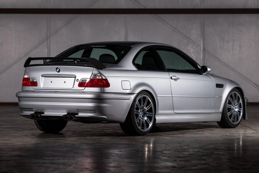 2001 BMW M-3 GTR Road Version E46 wallpaper