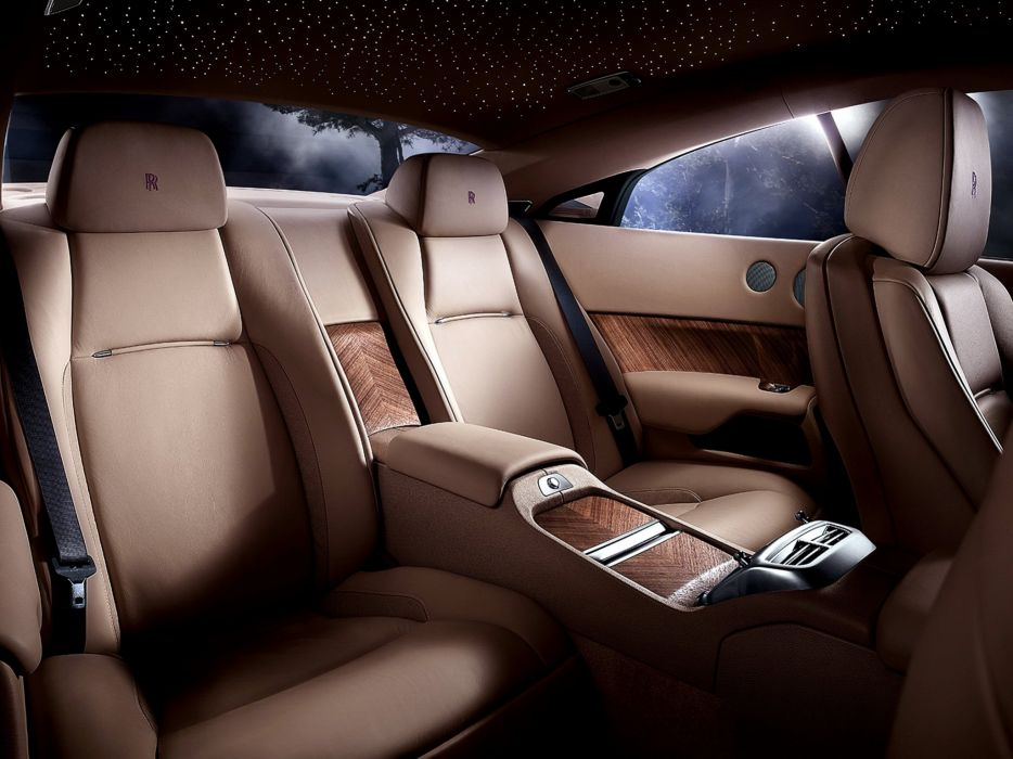 2014 Rolls Royce Wraith luxury wallpaper