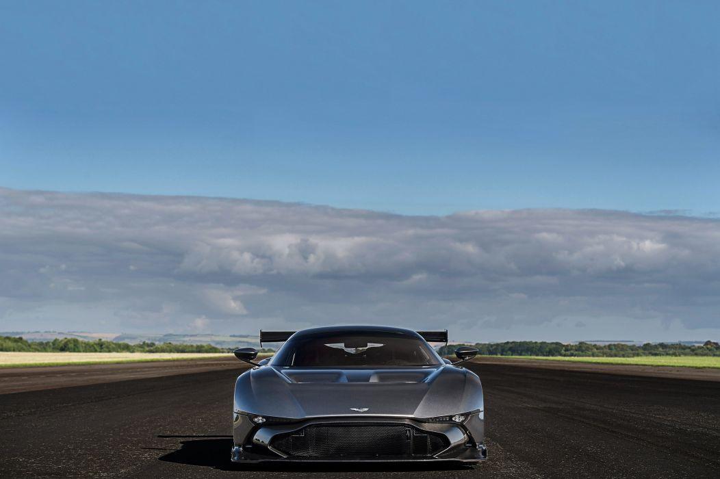 2016 Aston Martin Vulcan supercar wallpaper