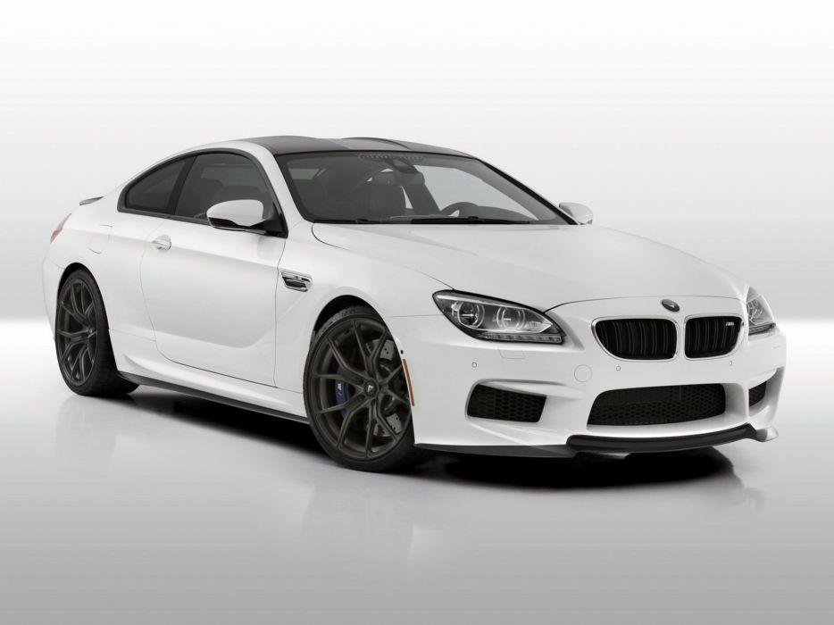 2013 Vorsteiner BMW M-6 F13 V-8 Twin Turbo 560hp tuning wallpaper